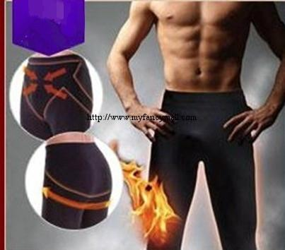00188 Japan Compression Hot α Men's Man's Waist Slimming Pants Body