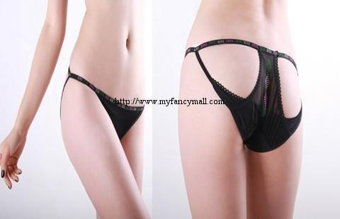 00352 Sexy G-string Panty Lace T trousers Underwear T-string