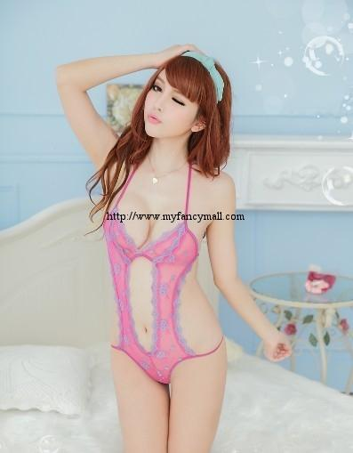 00550 Sexy Sleep Lingerie Pyjamas Nightwear passion leotard