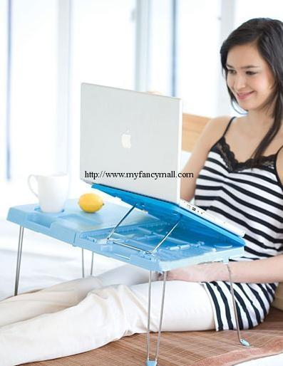00668 The third generation of portable laptop desk (cooling table)