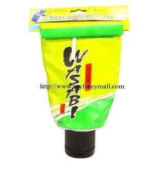 01562 Korean version of WASABI creative toothpaste tissue box