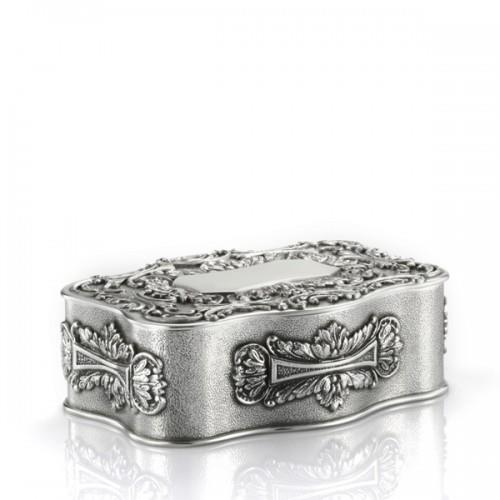016442R Baroque Trinket Box  巴洛克饰品&..