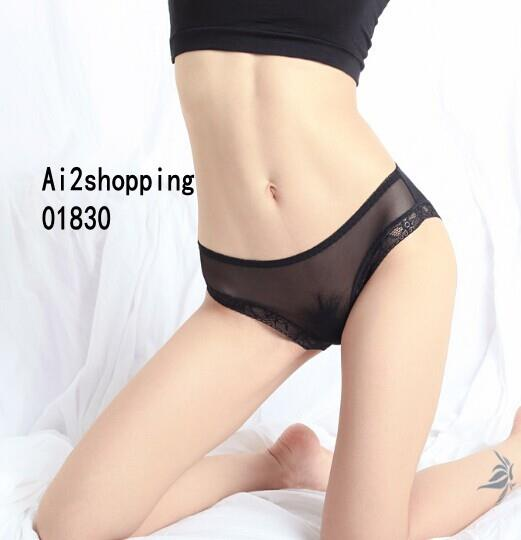 01830New fine lace sexy ladies underwear Panty