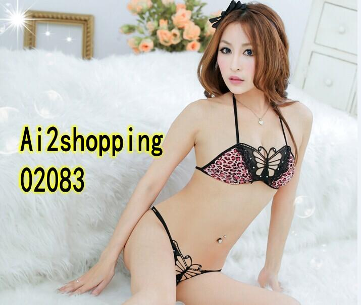 02083Sexy Bikini Mini Dresses Nightwear Lingerie