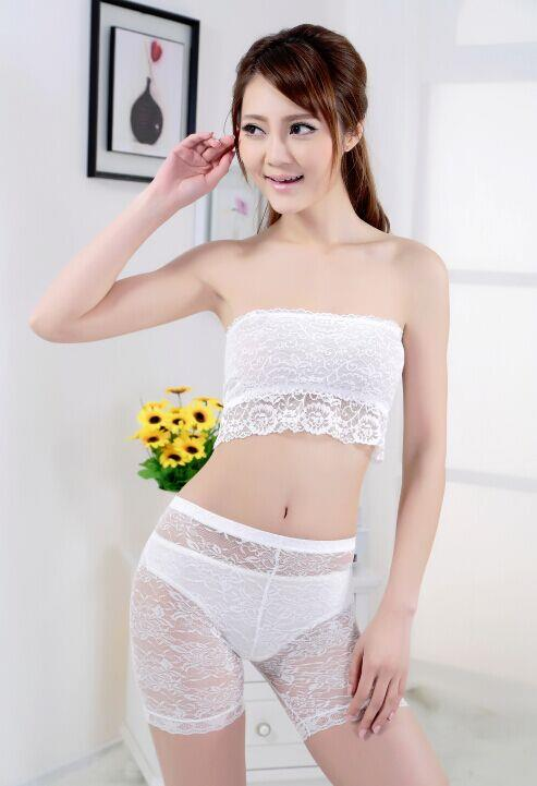 02521 Delicate Lace Bra Top