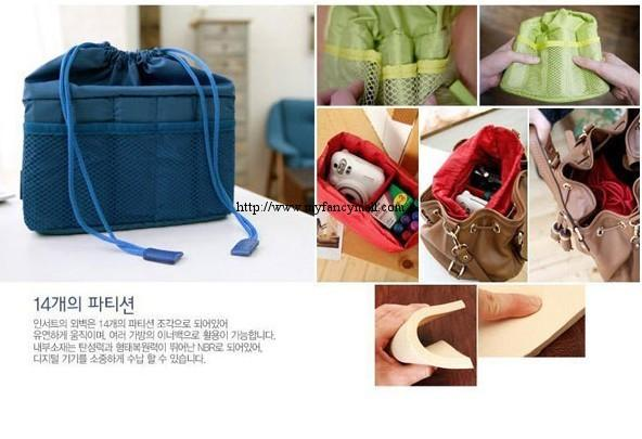 03545 Japan and South Korea multifunctional digital bag/bag