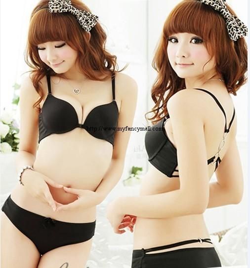 04092 Japan Korea Underwear Shaping Adjust Gather Bra Temptation