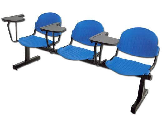 07 3-Seater Link Chair