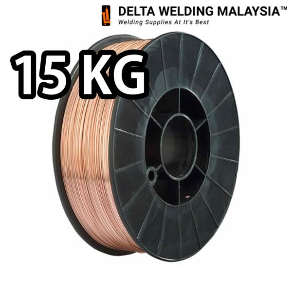 1.0mm Co2 Welding Wire Malaysia for MIG machine (15kg)