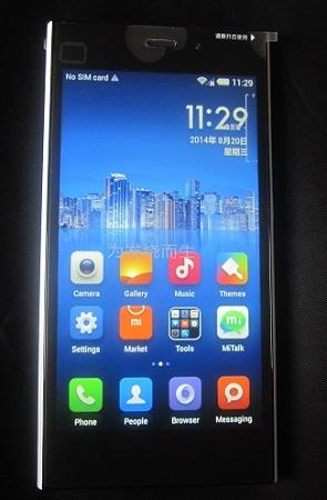 1:1 Mi3 Xiaomi Android Phone (WP-M3C).