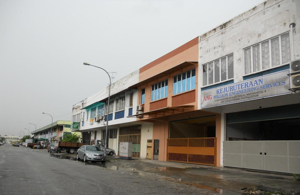 1.5 Sty Terrace Factory for sale, Bandar Bukit Puchong, Puchong