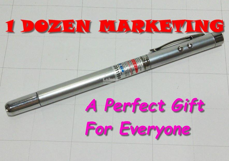 1 Dozen Telescopic Laser Pointer Pen Perfect Gift