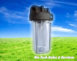 "10"" Big Clear Housing Filter (Water filter,Vending Machine,Penapis Air"