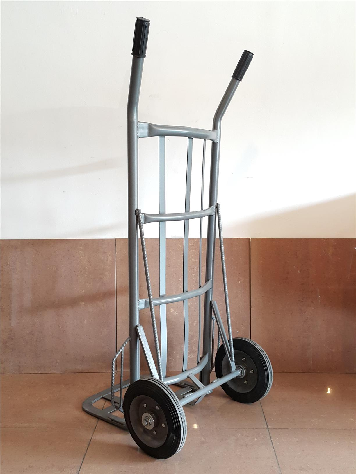 "10""TWO WHEEL HAND PUSH TROLLEY ID009240"