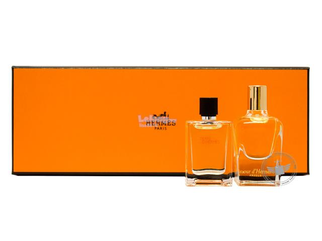 *100% Original*Hermes Couple Deluxe Miniature Set With Gift Box