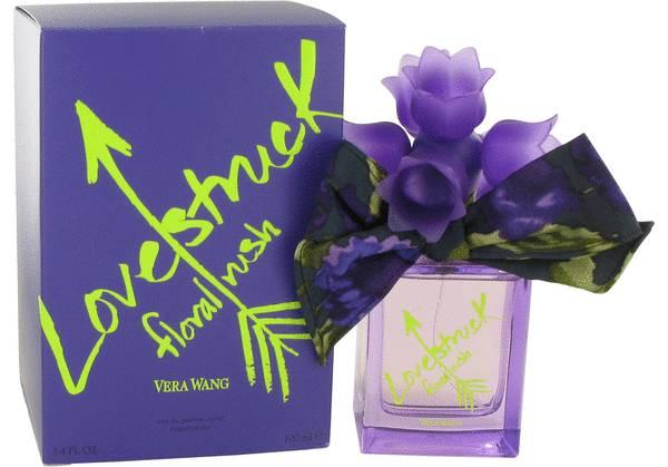 100% ORIGINAL ~ Lovestruck Floral Rush by Vera Wang 100ml EDP Spray