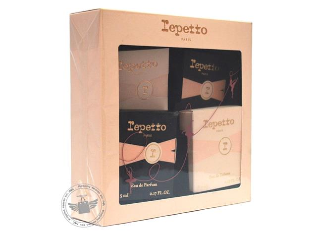 *100% Original Perfume Set*Repetto Perfume 4-Piece Miniature In Set