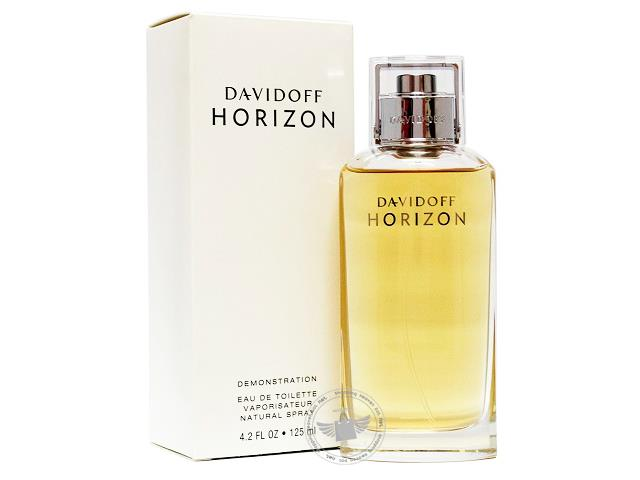 *100% Original Perfume Tester Unit*Davidoff Horizon 125ml Edt Spray