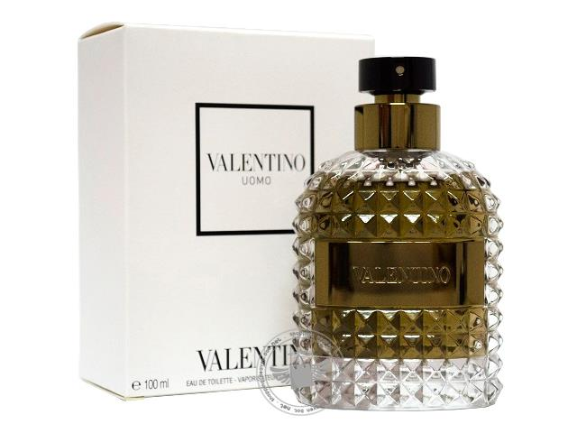 *100% Original Perfume Tester Unit*V. Uomo 100ml Edt Spray