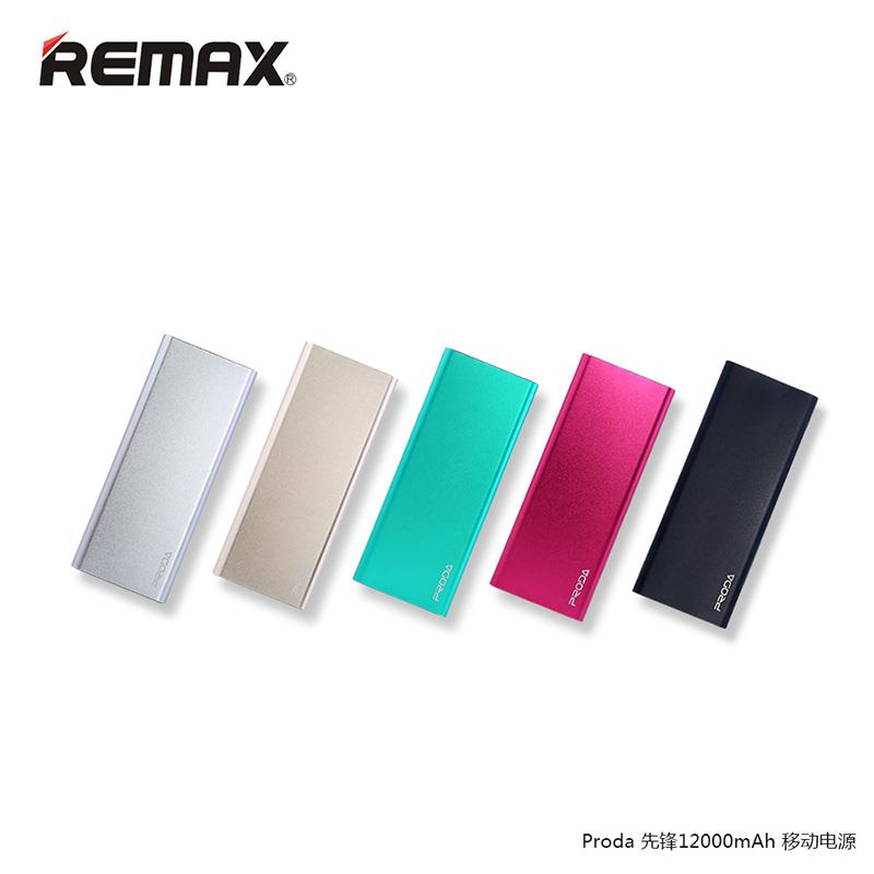 100% Original REMAX Proda 12,000 mAH POWER BANK (Promotion)