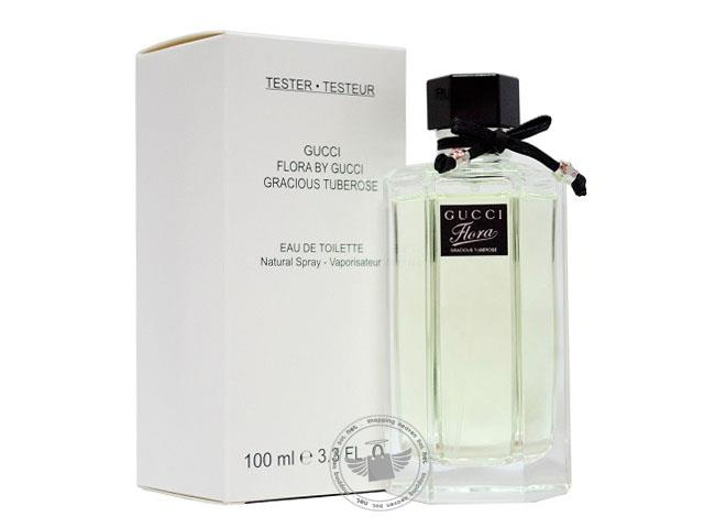 *100% Original Tester Unit*Gucci Flora Gracious Tuberose 100ml Edt Spr