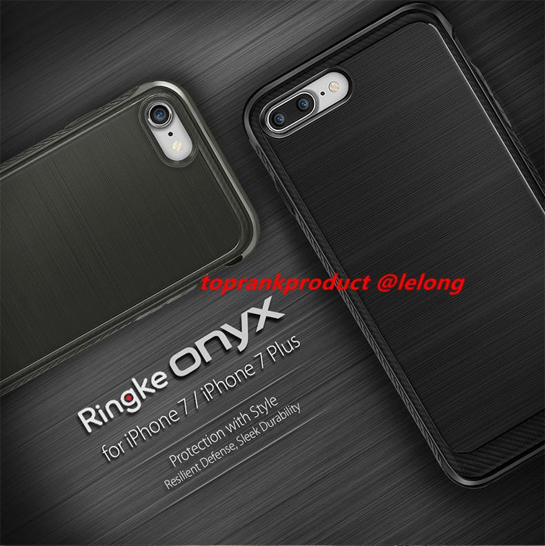100% Ringke iPhone 7 / Plus Flexible TPU Defensive Case Cover Casing