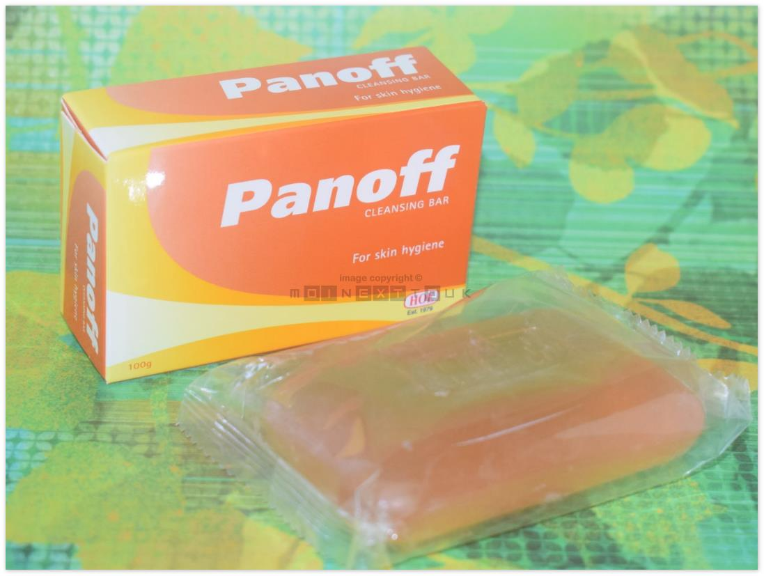 100g Panoff Cleansing Bar Acne Anti Fungal Septic Bath Soap UNN-FRB