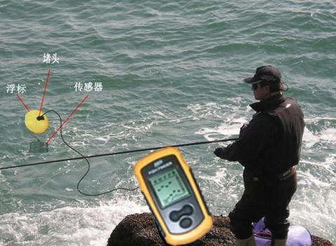 100m portable lcd sonar sensor fish (end 4/27/2017 9:15 pm), Fish Finder
