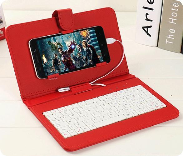 ➤ Android Universal Keyboard Casing Case Cover
