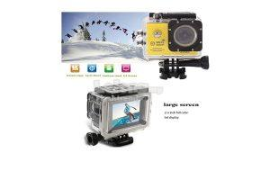 1080P Waterproof WiFi Action Camera (Free Shipping)