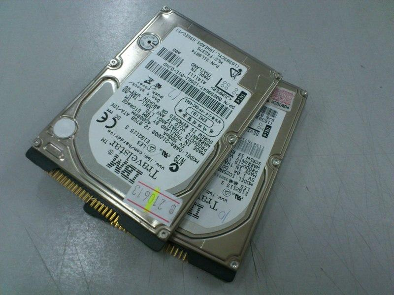 10GB 12GB IDE 2.5' Notebook Hard Disk 160713