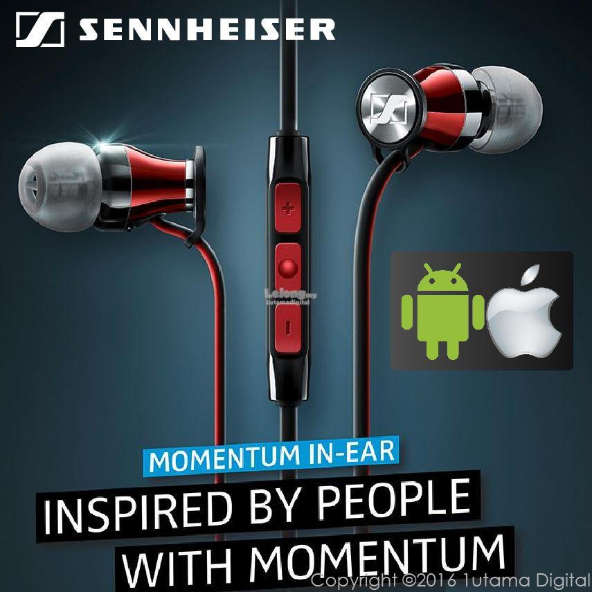 🌟 RM49.90 FOR 11.11🌟 SENNHEISER IN-EAR HEADPHONES