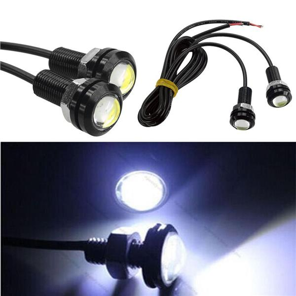 12V 9W Eagle Eye Led Light Bulbs For Car Tail Car Motor Backup(25mm)