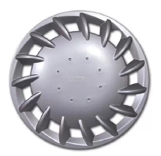 13 Inch ABS Wheel Cover Rim Center Hub Caps