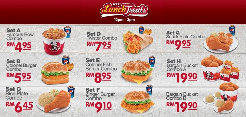 Pictures Of Kfc Malaysia Promotion