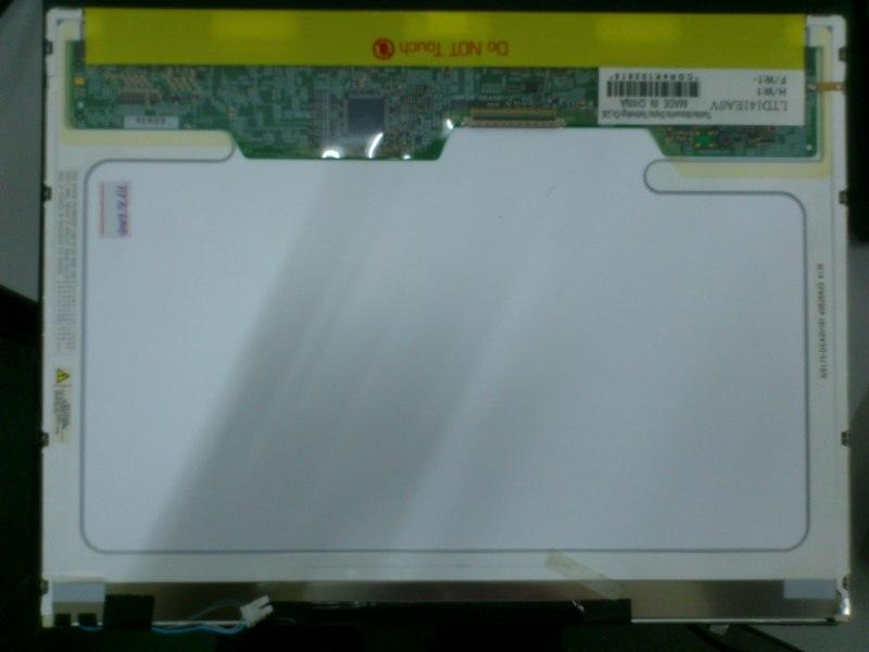 "14.1"" TFT XGA LCD Display (Square) for Notebook 060813"
