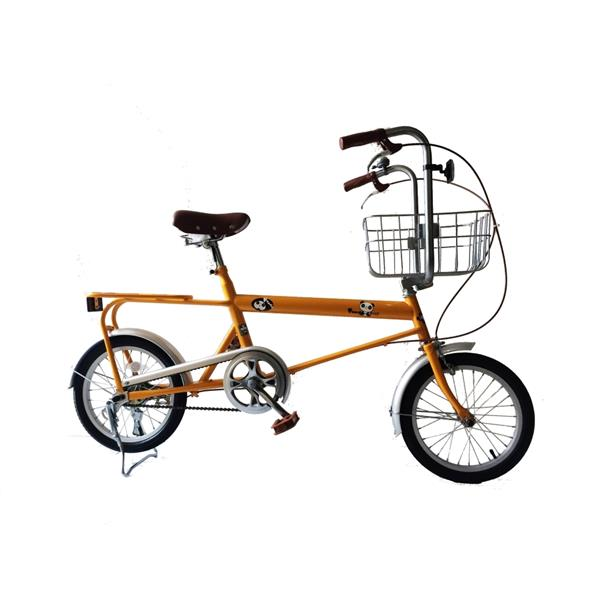 "16"" Imported New City Bike with Front Basket"