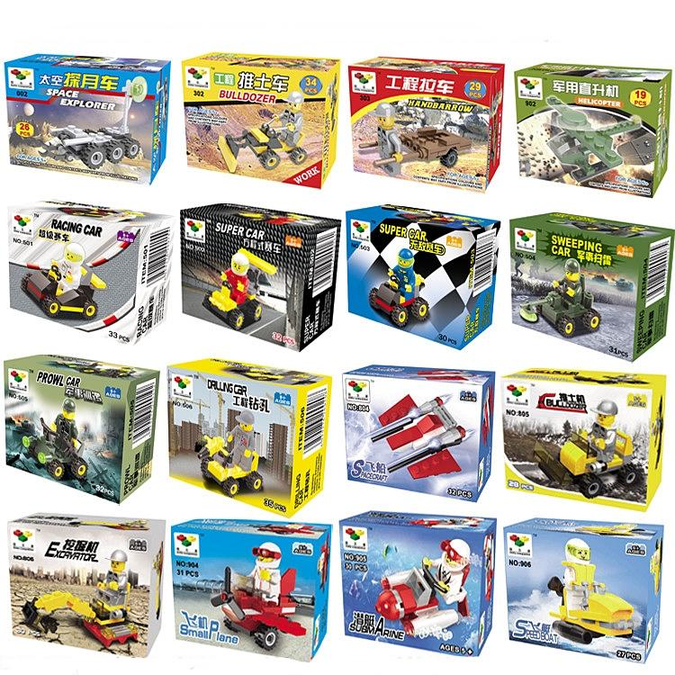 16 Sets x Lego Like Compatible Toys Set