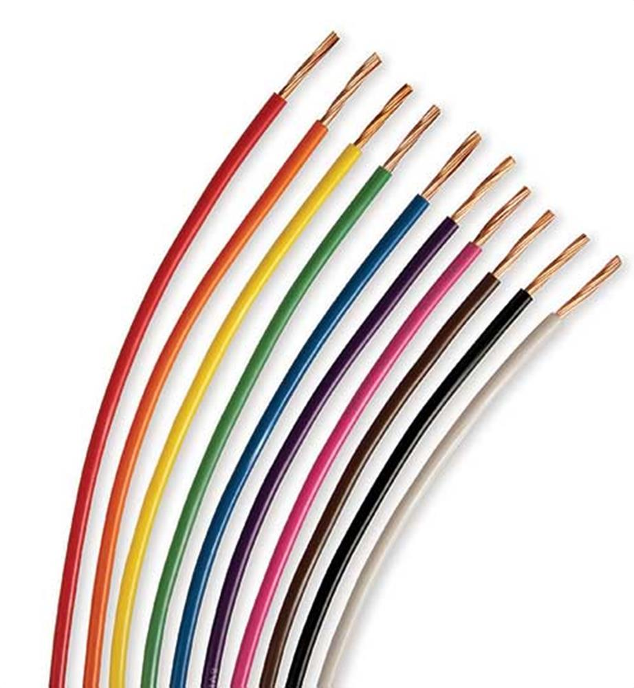 18 AWG Automotive Wire Cables AWG18 (10M)(FOC wire tape)