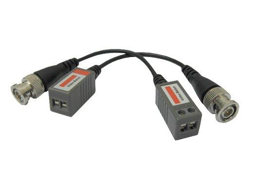 1CH Video Balun (1 Pair)