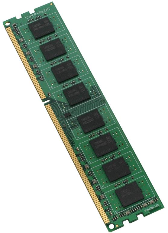 1GB DDR3 PC3 Long Dimm Desktop RAM