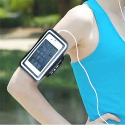 1pcs Outdoor Waterproof Sport Arm Phone Band Case Color Random