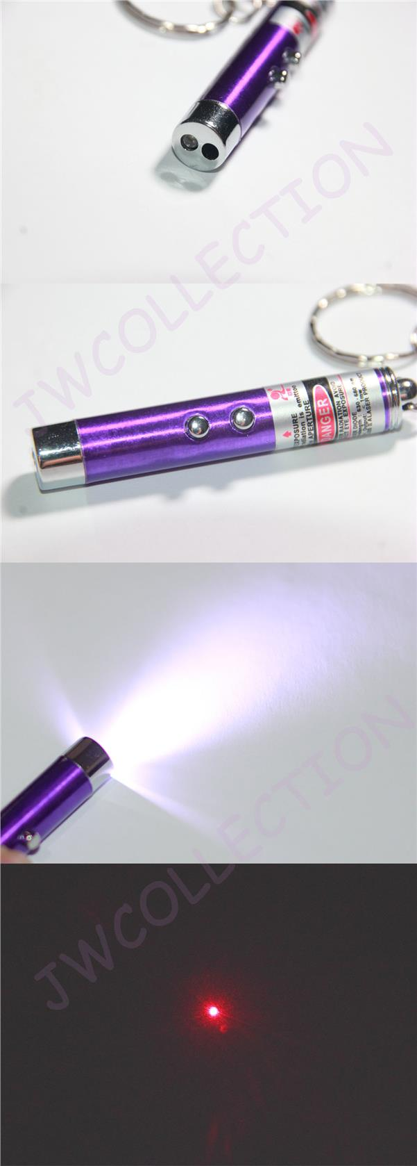 2 in 1 Laser Presentation Pointer + Touch Light