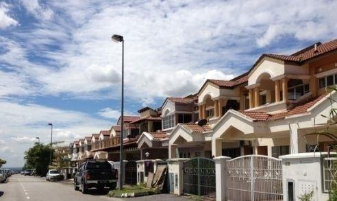 2.5 Sty Endlot House for sale, Bandar Puteri 6, Puchong, Renovated