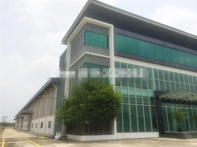 2.5 Sty Office Suites and Warehouse for rent, Kg Baru Sungai Buloh