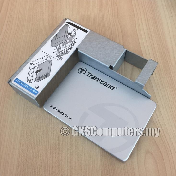2.5 to 3.5 SAS SSD HDD Caddy / Bracket for Dell / HP / IBM Server