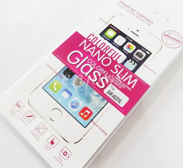 2.5D Tempered Glass Screen Protector Samsung Galaxy A5 (2016) / A510FD