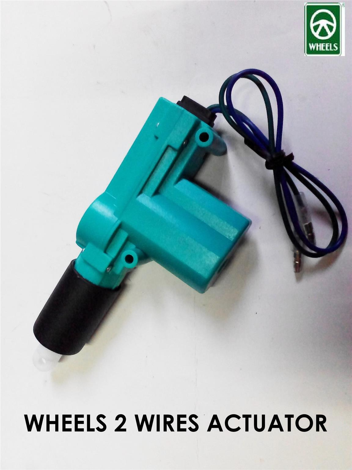 2 Way Door Gun Actuator Central Lock For Proton Wira Saga Perodua Myvi