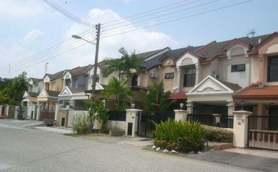 2 Sty End lot House for sale, USJ 9, Next to Taipan, Subang Jaya