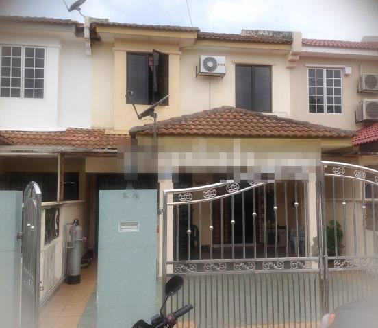 2 sty Terrace House for sale, Taman Saujana Puchong, Puchong